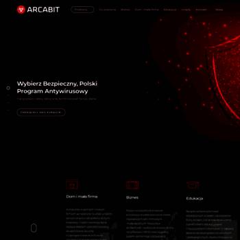 Arcavir.pl thumbnail