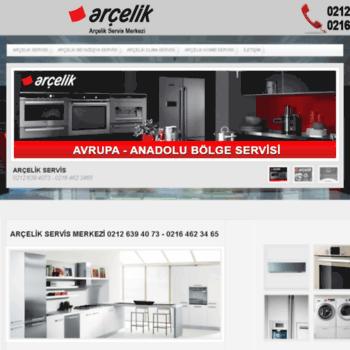 Arcelik--servis.net thumbnail