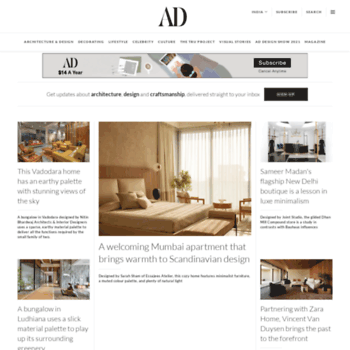Architecturaldigest.in thumbnail