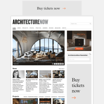 Architecturenow.co.nz thumbnail