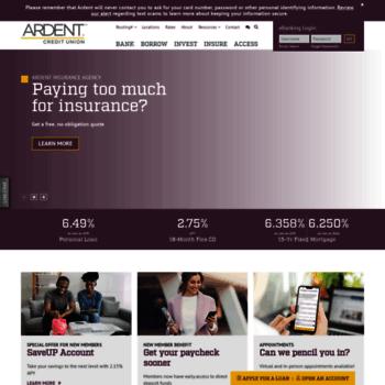 Ardentcu.org thumbnail