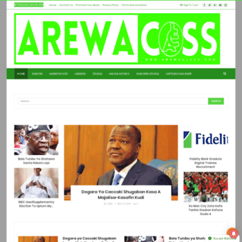 Arewaclass.com.ng thumbnail