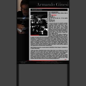 Armandoginesi.it thumbnail