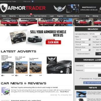 Armortrader.co.za thumbnail