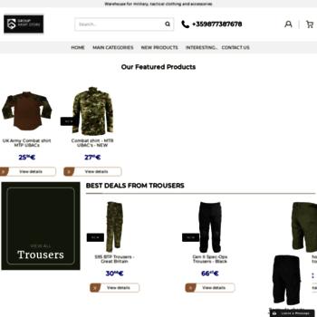 Armybg.com thumbnail