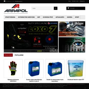 Arpapol.pl thumbnail