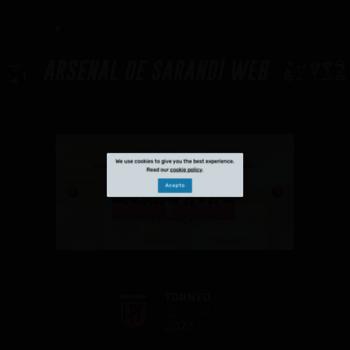 Arsenaldesarandiweb.com.ar thumbnail