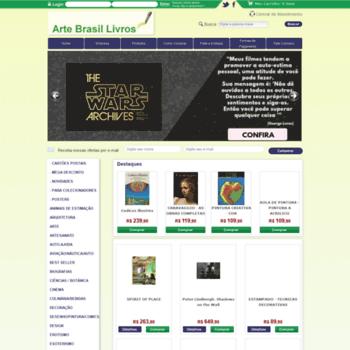 Artebrasillivros.com.br thumbnail