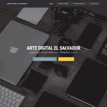 Artedigital-sv.net thumbnail