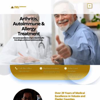 Arthritis-allergy.net thumbnail
