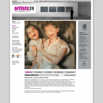 Artists.de thumbnail