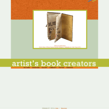 Artistsbook.lt thumbnail