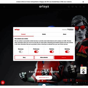 Artoyz.net thumbnail