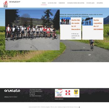 Arvicyclo.fr thumbnail