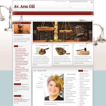 Arzugul.com.tr thumbnail