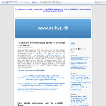 As-byg.dk thumbnail