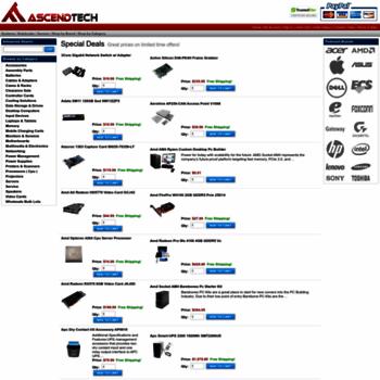 Ascendtech.us thumbnail