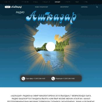 Ashkadarfm.ru thumbnail