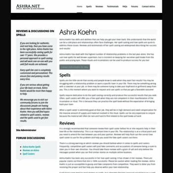 ashra net at WI  Ashra - Reviews, Testimonials, and Success