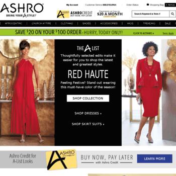 ashro com at WI  ASHRO   Black Women's Clothing, Church