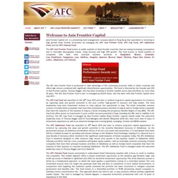 Asiafrontiercapital.com thumbnail