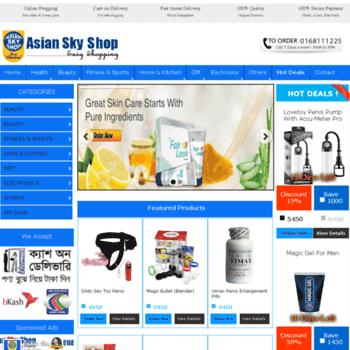 Asianskyshop.com.co thumbnail