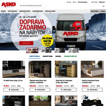 Asko-nabytok.sk thumbnail
