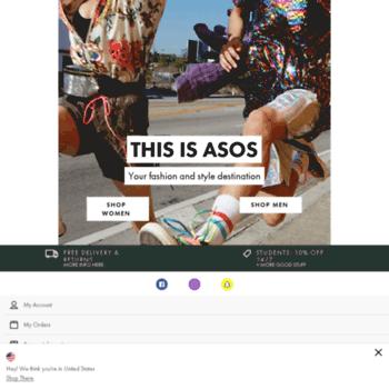 Asos.com thumbnail