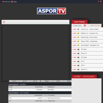 Aspor.tv thumbnail
