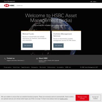 assetmanagement hsbc co in at WI  Mutual funds Investment – Debt