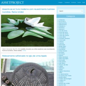 Assetproject.info thumbnail