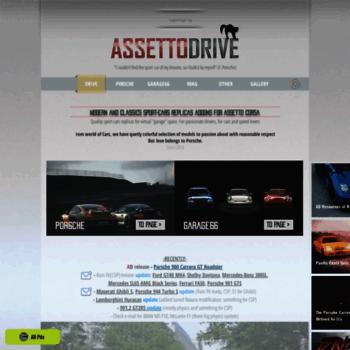 Assettodrive.net thumbnail