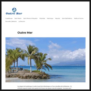 Assisesdesoutremer Fr At Wi Livre Bleu Des Outre Mer