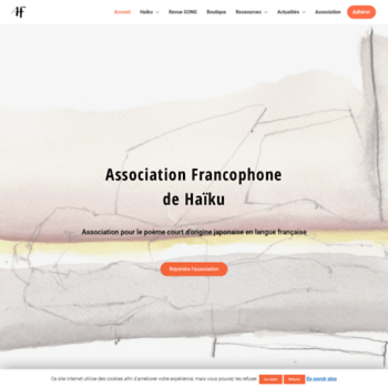 Association Francophone De Haikucom At Wi Association