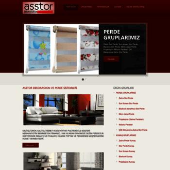 Asstor.com.tr thumbnail