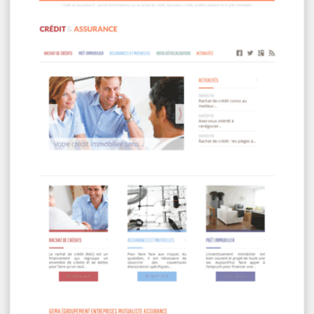 Assurance-banque-finance.fr thumbnail