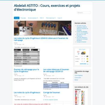 Astito.net thumbnail