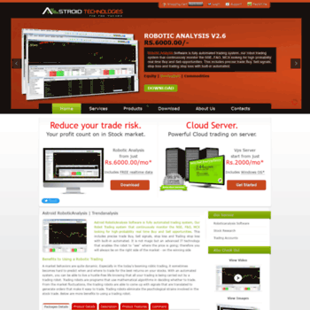 astroidtechnologies com at WI  Astroid Technologies - Robotic