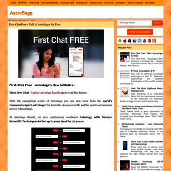 Astrology.astrosage.com thumbnail