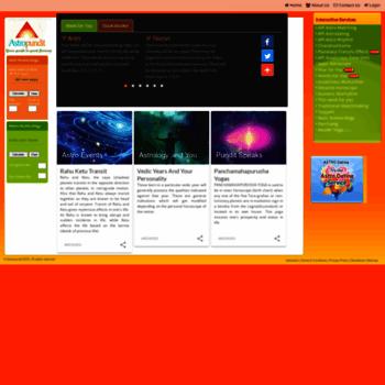 astropundit com at WI  Free Vedic Astrology, Birth Chart Horoscope
