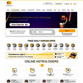 Astroyogi.com thumbnail