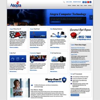 Ategra.com.au thumbnail