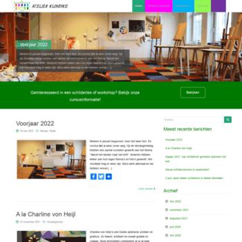 Atelierklondike.nl thumbnail