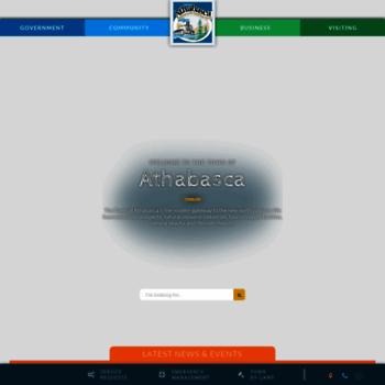Athabasca.ca thumbnail