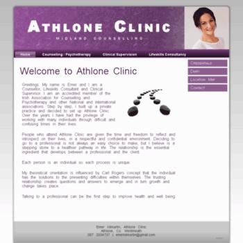 Athloneclinic.ie thumbnail