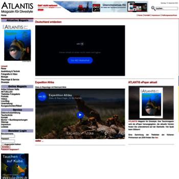 Atlantis-magazin.de thumbnail