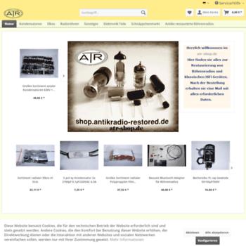 Atr-shop.de thumbnail