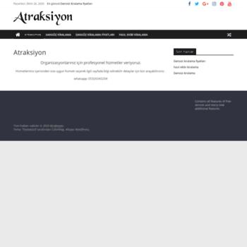 Atraksiyon.org thumbnail