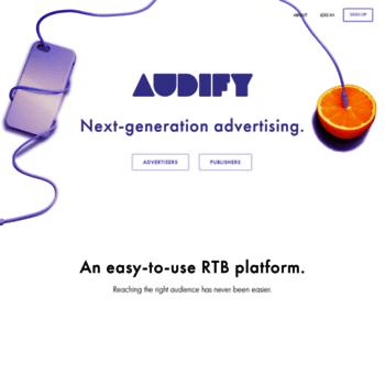Audify.io thumbnail