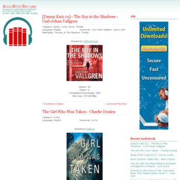 audiobookbay me at WI  Audio Books Online Download, Free Unabridged